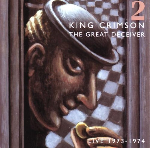 King Crimson Great Deceiver 2 Live 1973 74 2 CD Set