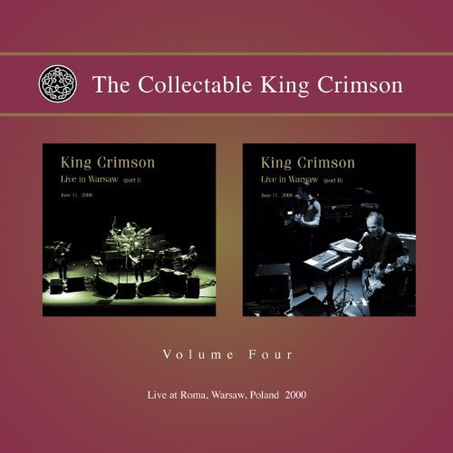 King Crimson Vol. 4 Collectable Kings Crims 2 CD Set