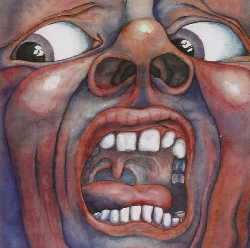 King Crimson In The Court Of The Crimson Ki 2 CD Set