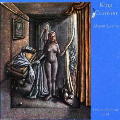 King Crimson Absent Lovers Live In Montrea 2 CD Set