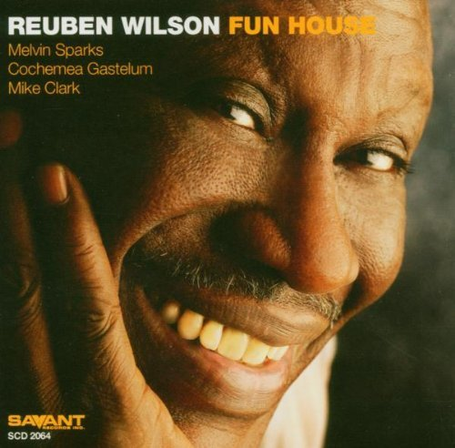 Reuben Wilson Fun House