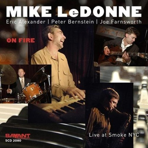 Mike Ledonne On Fire