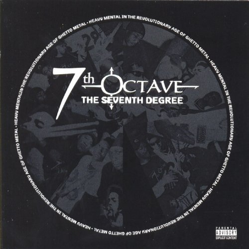 7th Octave Seventh Degree Amaray Incl. DVD