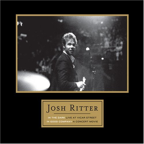 Josh Ritter In The Dark Incl. DVD Softpack