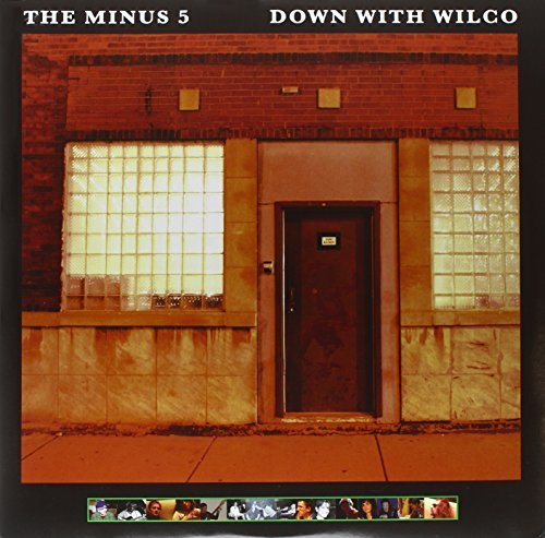 Minus 5 Down With Wilco Lmtd Ed. 2 Lp Gatefold Poster