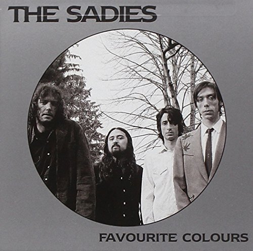 Sadies Favourite Colours