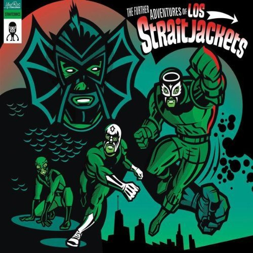 Los Straitjackets Further Adventures Of Los Stra