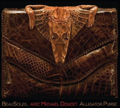 Beausoleil Alligator Purse Digipak