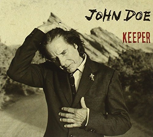 John Doe Keeper Digipak