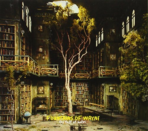 Fountains Of Wayne Sky Full Of Holes Digipak