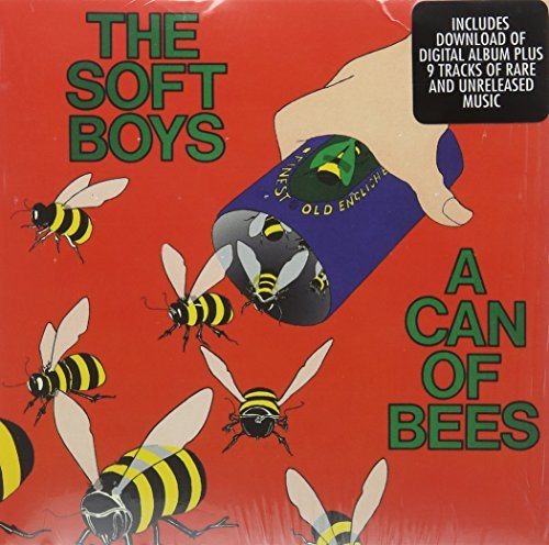 Soft Boys Can Of Bees Digipak