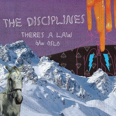 Disciplines There's A Law 7 Inch Single