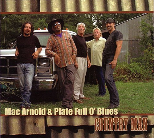 Mac & Plate Full O' Blu Arnold Country Man