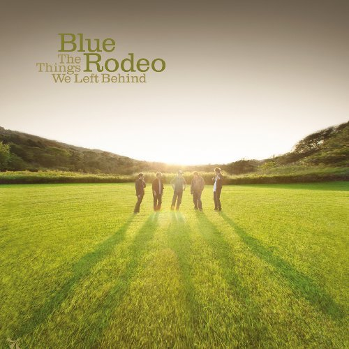 Blue Rodeo Things We Left Behind 2 CD Digipak