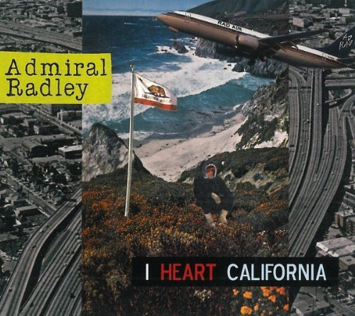 Admiral Radley I Heart California