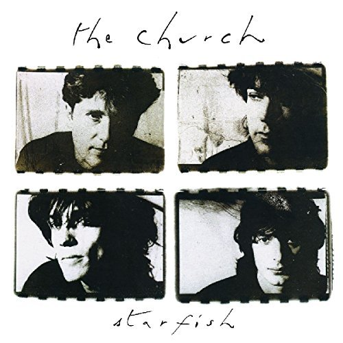 Church Starfish 30th Anniversary Edit 2 CD Gatefold Jacket
