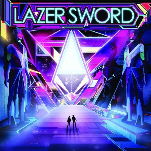 Lazer Sword Lazer Sword Explicit Version CD Jacket