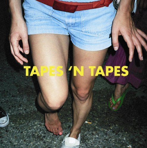 Tapes 'n Tapes Outside Digipak
