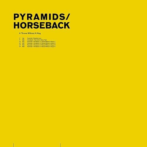 Pyramids Horseback Throne Without A King Mini Jacket Throne Without A King