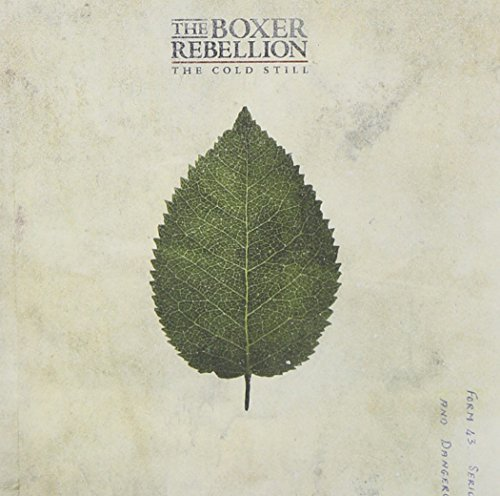 Boxer Rebellion Cold Still 2 CD