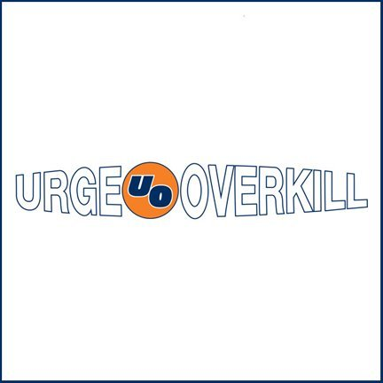 Urge Overkill Effigy 7 Inch Single B W Smokehouse