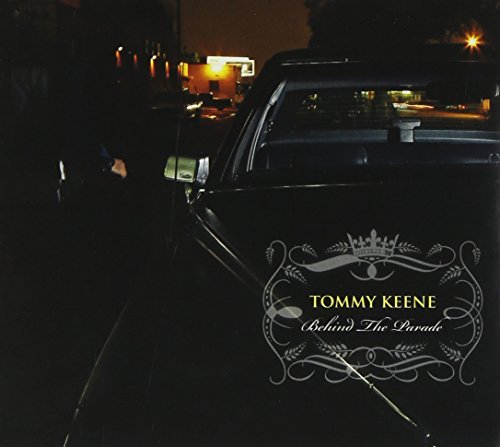 Tommy Keene Behind The Parade Digipak