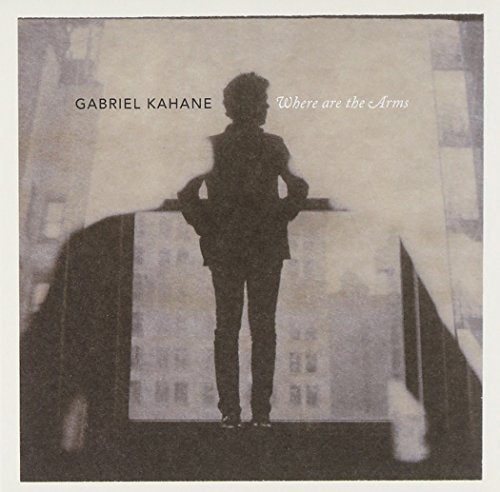 Gabriel Kahane Where Are The Arms Digipak