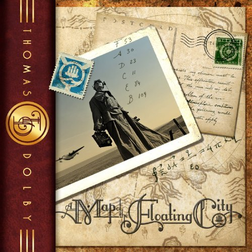 Thomas Dolby Map Of The Floating City 2 CD Deluxe Ed.
