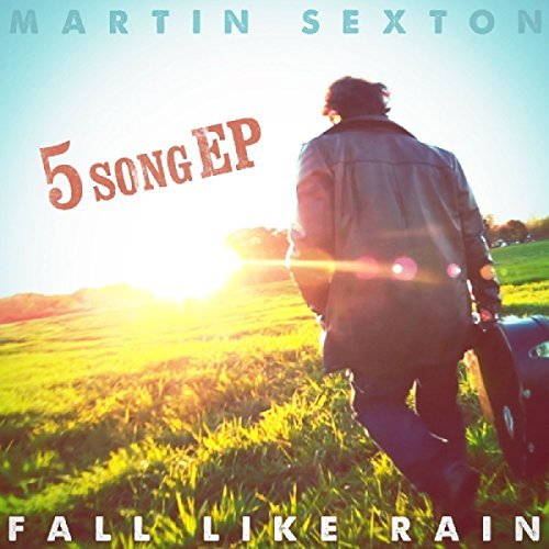 Martin Sexton Fall Like Rain Digipak
