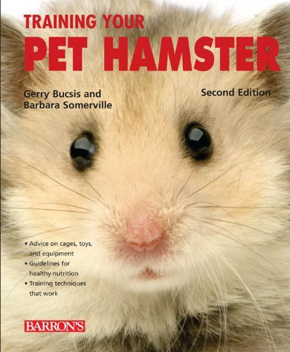 Gerry Bucsis Training Your Pet Hamster 0002 Edition;