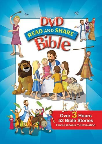 Gwen Ellis Read And Share DVD Bible Box Set