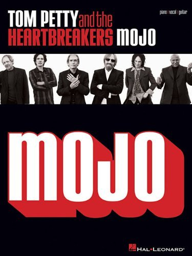 Tom Petty & The Heartbreakers Tom Petty And The Heartbreakers Mojo Piano Vocal Guitar