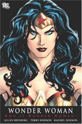 Allan Heinberg Who Is Wonder Woman?