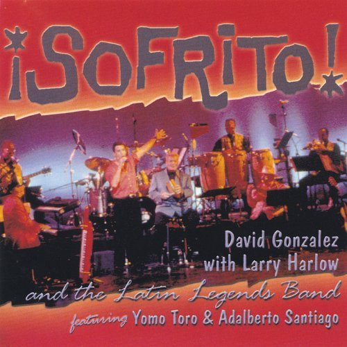 Gonzalez Harlow Latin Legends Sofrito!