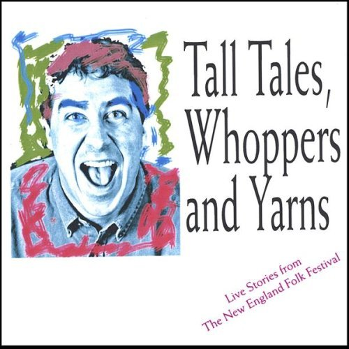 Mark Binder Tall Tales Whoppers & Lies Liv