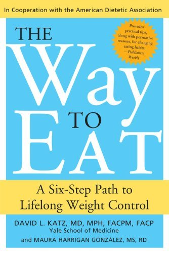 Maura Gonzalez Way To Eat A Six Step Path To Lifelong Weight Control