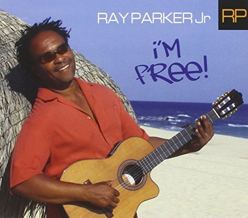Ray Jr. Parker I'm Free Digipak