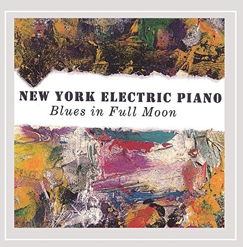New York Electric Piano Blues In Full Moon