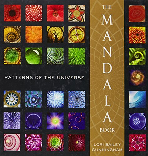 Bailey Cunningham The Mandala Book Patterns Of The Universe