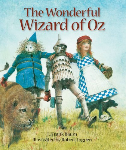 Robert Ingpen The Wonderful Wizard Of Oz