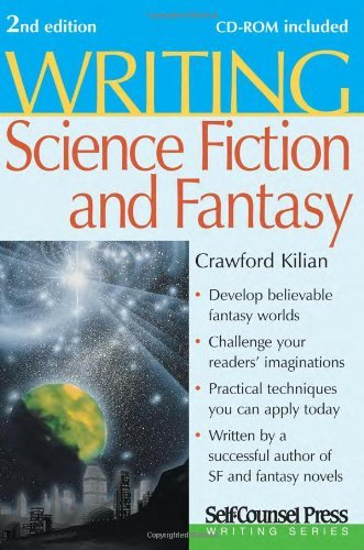 Crawford Kilian Writing Science Fiction And Fantasy [with Cdrom] 0002 Edition;