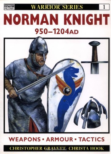 Christopher Gravett Norman Knight Ad 950 1204