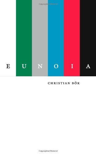 Christian Bok Eunoia The Upgraded Edition Second Edition