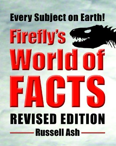 Russell Ash Firefly's World Of Facts 0003 Edition;