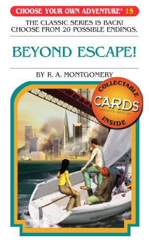R. A. Montgomery Beyond Escape!