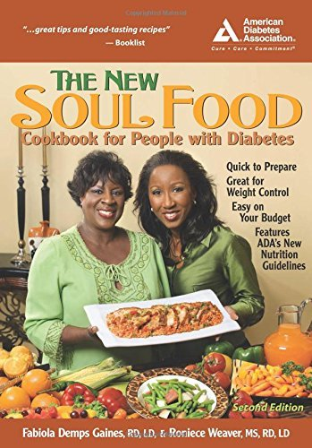 Fabiola Demps Gaines The New Soul Food Cookbook For People With Diabete 0002 Edition;