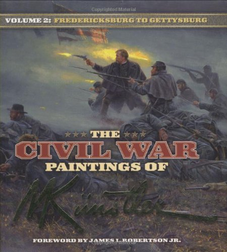 Mort Kunstler The Civil War Paintings Of Mort Kunstler Volume 2 0002 Edition;