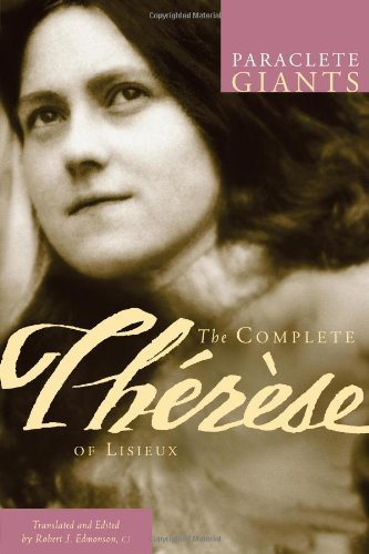 Therese The Complete Therese Of Lisieux