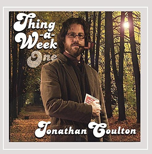 Jonathan Coulton Thing A Week One