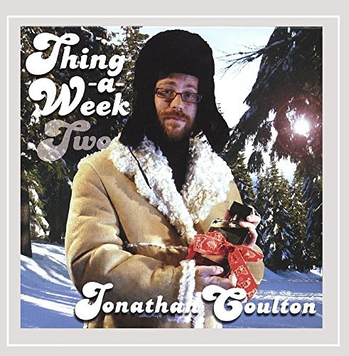 Jonathan Coulton Thing A Week Two